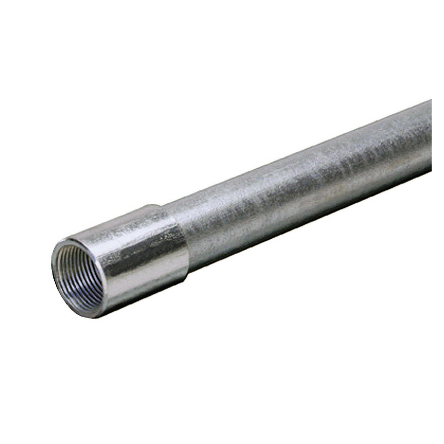 Cut The Cable And Save Emt Electrical Metal Tubing Conduit Galvanized Steel Pipe Trade Size Of 125 1660 Od X 133 Thick 15 1900 138 Usually Hot Dip Available Locally At Home Depot